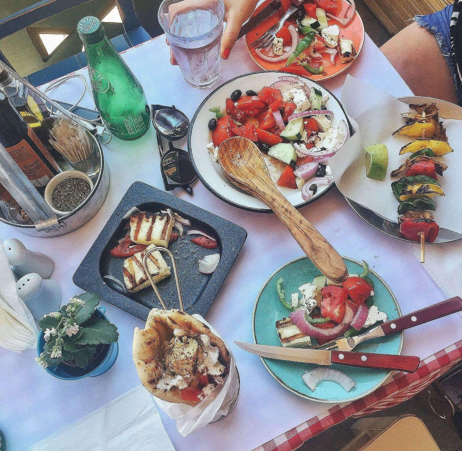 Crete Food (Road) Trip – The Food Life